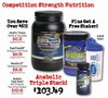 Gaspari Nutrition Ultimate Anabolic Stack