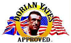 Dorian Yates Approved Pro Joint